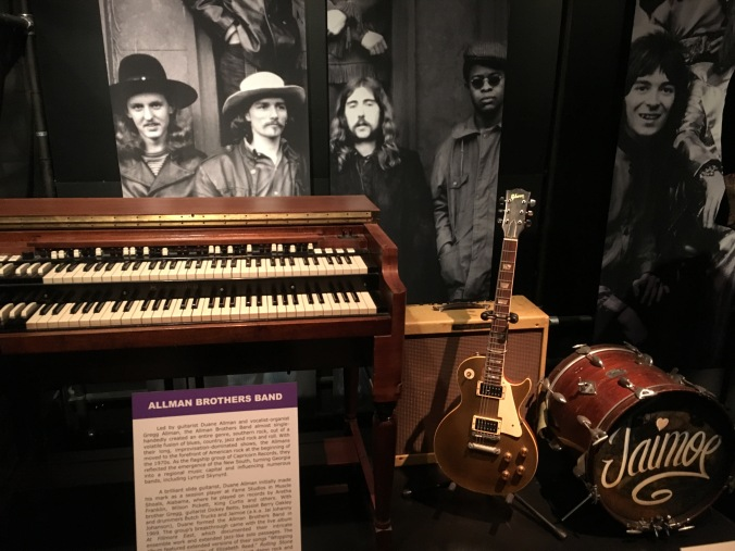 R&RHOF - Allman Brothers Band