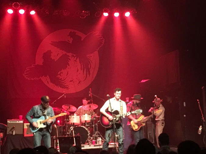 Turnpike Troubadours Full Band 2 10-23-17